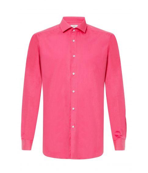 Pink skjorte med god pasform.