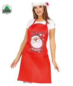 Juleforklæde julemand