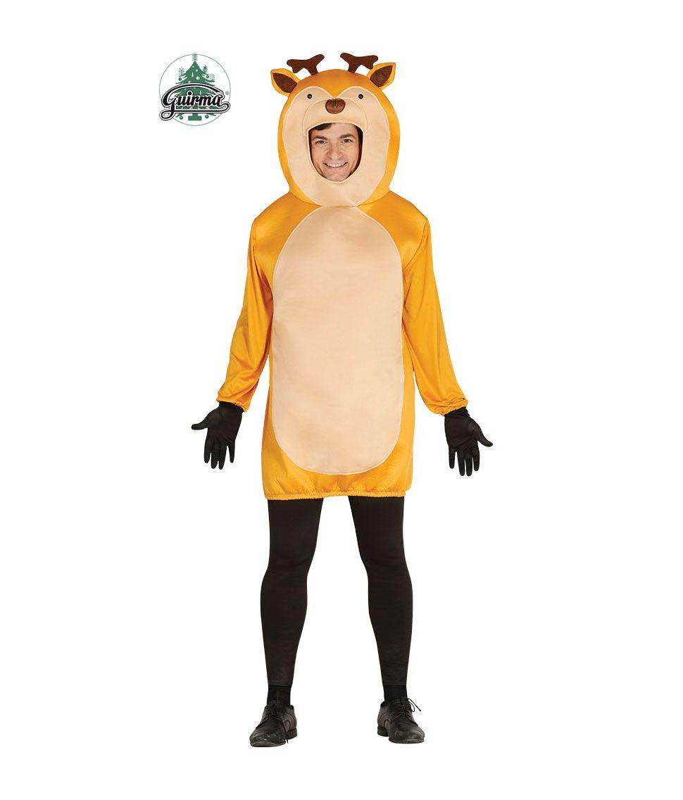 Billigt Rensdyr kostume til voksne. - Fest & Farver