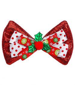 Jule butterfly Rød