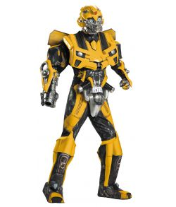Transformers Bumblebee kostume til voksne.