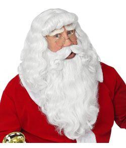 Julemand skæg og paryk