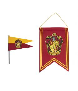 Harry Potter Gryffindor banner og flag