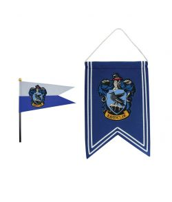 Harry Potter Ravenclaw banner og flag