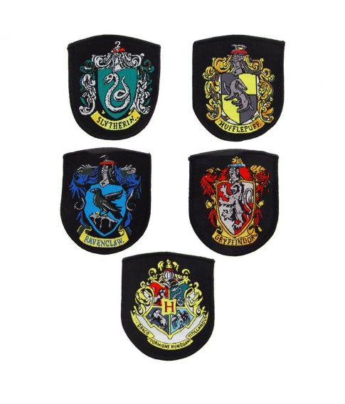 Harry Potter broderet emblemer.