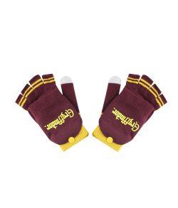 Harry Potter Gryffindor fingerløse handsker