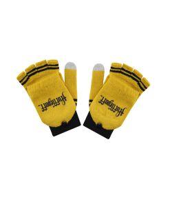 Hufflepuff fingerløse handsker
