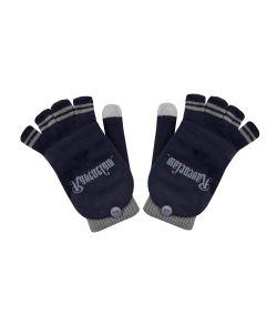 Ravenclaw fingerløse handsker