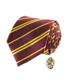 Gryffindor slips med pin, deluxe
