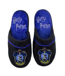 Harry Potter - Bløde Ravenclaw sutsko med broderet emblem.