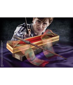 Harry Potter tryllestav fra Noble Collection.