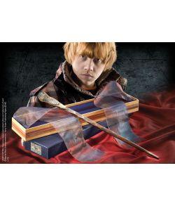 Ron Weasleys tryllestav i Ollivander æske.