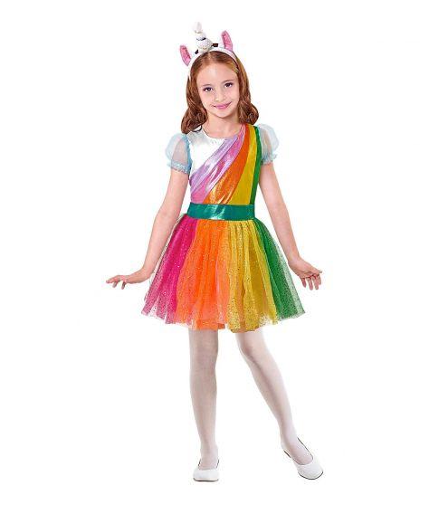 Enhjøring kjole til piger.