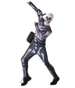 Fortnite Skull Tropper kostume