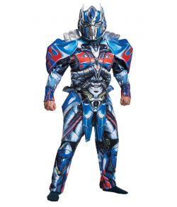 Transformers 5 - Optimus Prime kostume til voksne.