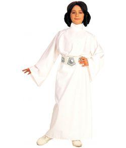 Star Wars Prinsesse Leia kostume til piger.