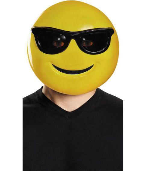 smiley med solbriller