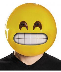 Emoji Grin maske
