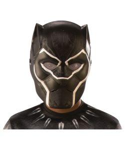 Black Panter maske til børn.