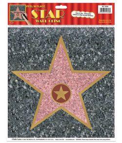 Walk of fame, Stjerne