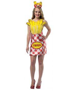 Pommes Frites kjole