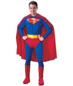 Superman kostume til voksne.