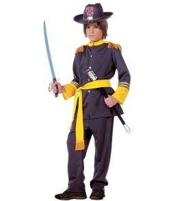 Sydstats General kostume til børn.