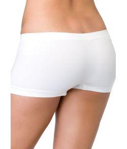 Hvide Hotpants fra Leg Avenue.