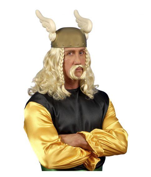 Gallerhjelm til Asterix udklædning.
