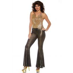80er Disko Diva kostume fra Leg Avenue.