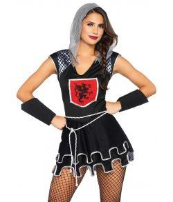 Ridder kostume til damer fra Wonderland kostumer til sidste skoledag.