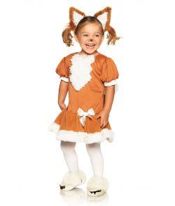 Rævekostume til piger fra Wonderland kostumer.