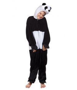 Billigt Panda kostume til fastelavn til børn.