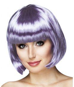 Flot violet page paryk.