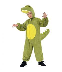 Krokodille kostume til børn.