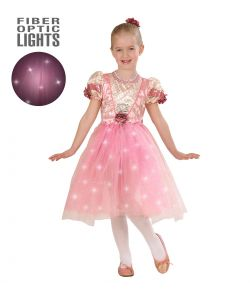 Ballerinakostume til piger.