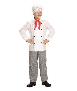 Kokke kostume til børn.