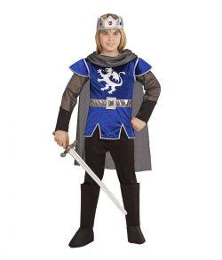 Ridder Konge Arthue kostume til drenge til fasatelavn.