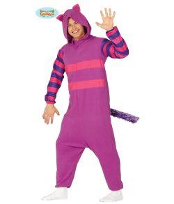 Violet kat kostume