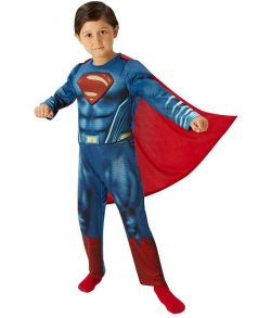 Superman kostume til drenge til fastelavnskostume.