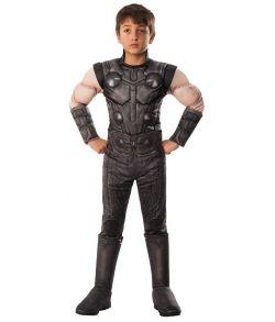 Thor kostume til drenge til fastelavn. Avengers Infinity War.