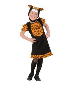 Tiger kostume til piger.