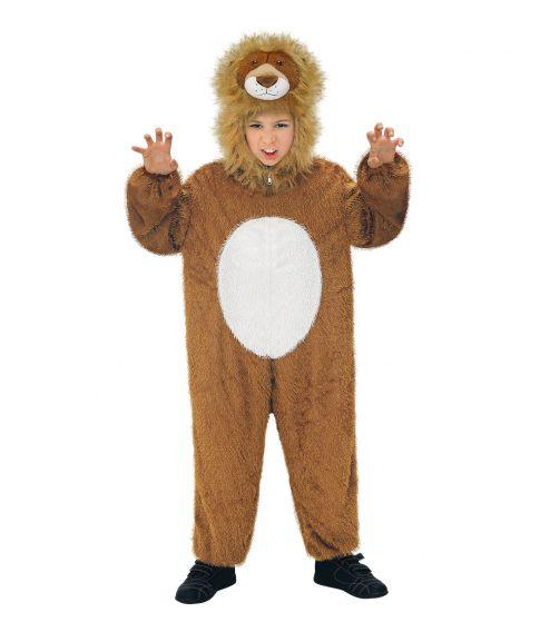 Løve kostume til børn.