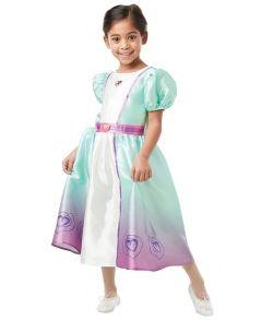 Ridderprinsessen Nella kostume til piger.
