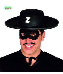 Zorro hat i hård filt til børn.