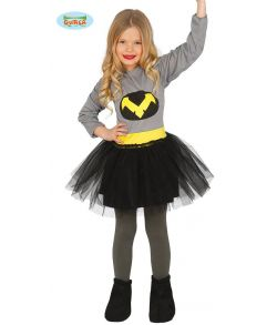 Bat girl kostume.