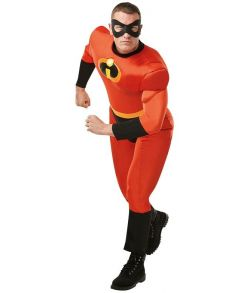 Hr Utrolig kostume til voksne. De Utrolige 2.