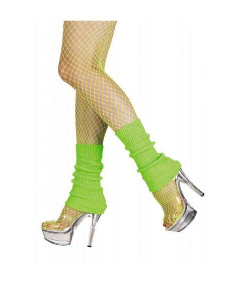 Neongrønne benvarmere