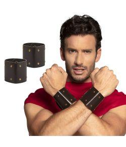 Romer armbånd med nitter