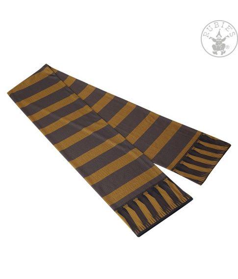 Newt Scamander tørklæde med printet mønster og kvaster.